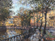ANDRIAN GORLANOV * EVENING ON CANAL * Oil on Canvas 30x40